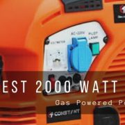 Top 10 best 2000-watt generators