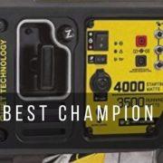 Top 7 best champion generators