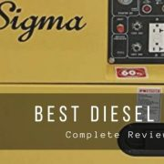 Top 6 best diesel generators