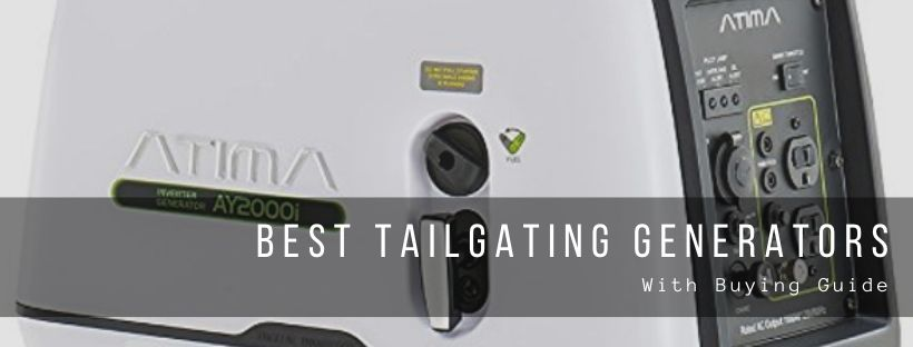 Top 10 best tailgating generators