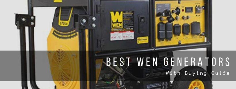 Top 7 best WEN generators