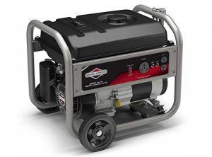 Briggs and Stratton gas powered generator
