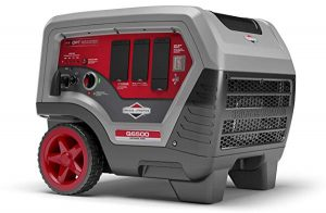Briggs and Stratton food truck generator