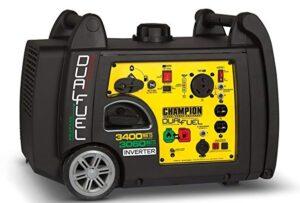 Champion portable inverter generator