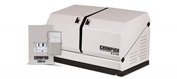 Champion power station with 8500 watts output