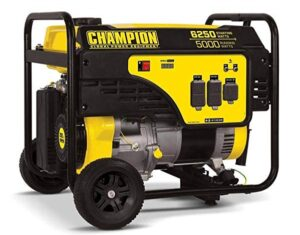 Champion power generator 5000 watts