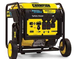 Champion power generator