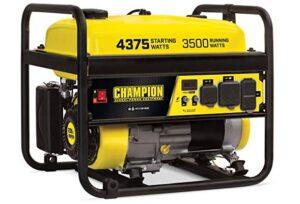 Champion RV ready portable generator
