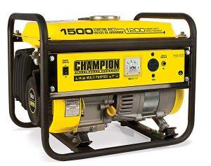 Champion portable generator 1200 watt