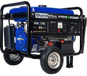 DuroMax Dual Fuel generator