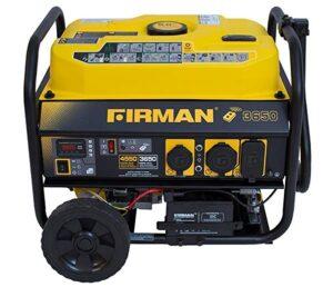 Firman remote start generator