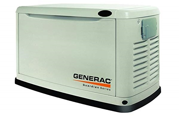 Generac power station with 11000 watts
