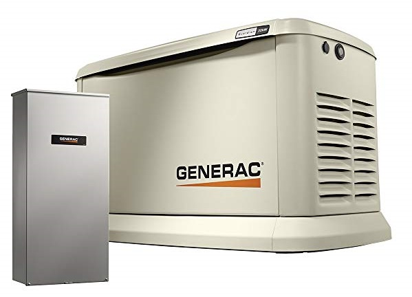Generac power station for whole house