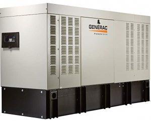 Generac Protector series diesel generator