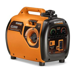 generac gas powered generator