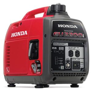 Honda gas power generator