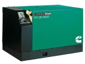 Onan diesel generator 8000 watt