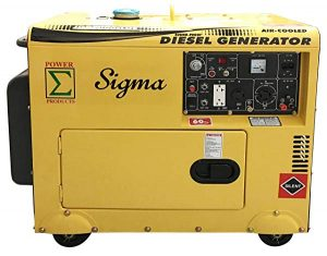 Power Products Sigma Diesel generator