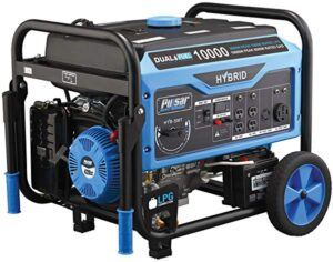 Pulsar portable power generator