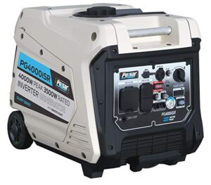 Pulsar Gas powered 4000 watt generator