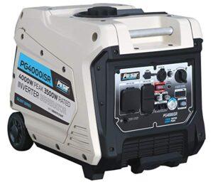 Pulsar Gas powered 4000 watt generator