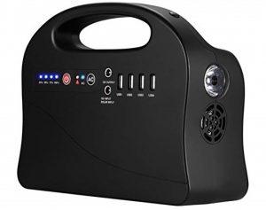 TELONGPU solar powered generator