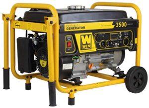WEN Gas powered generator
