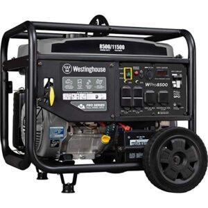 Westinghouse Super Duty remote start generator