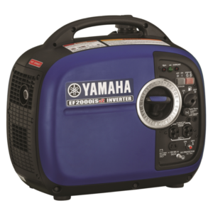 Yamaha gas powered portable generator