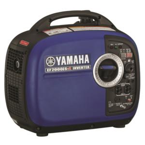 Yamaha gas powered portable generator