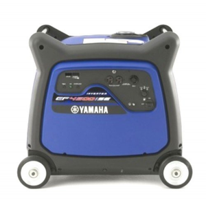 Yamaha gas powered generator