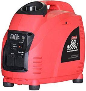 Coleman inverter generator