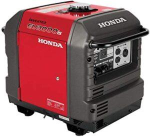Honda gasoline inverter generator