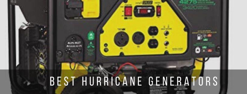 Top 5 best hurricane generators