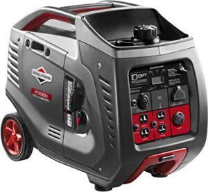 Briggs & Stratton P3000 for RV