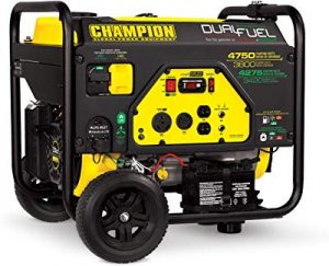 Champion 3800 watt hurricane generator