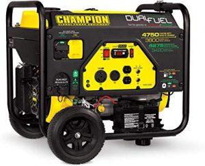 Champion 3800 watt hurricane generator