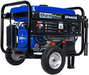 DuroMax XP4400E for RV
