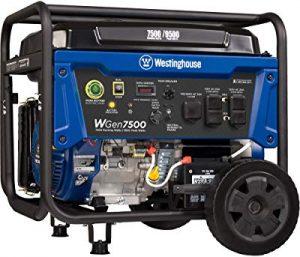Westinghouse WGen hurricane generator
