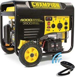 Champion 3500-watt gas generator