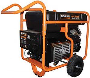 Generac 5735 gas generators