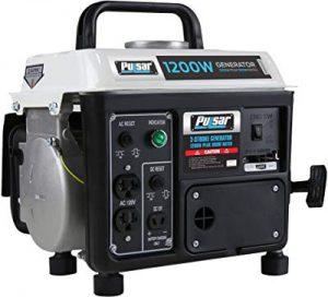 Pulsar 1200W gas generator
