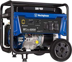 Westinghouse WGen500 gas generator