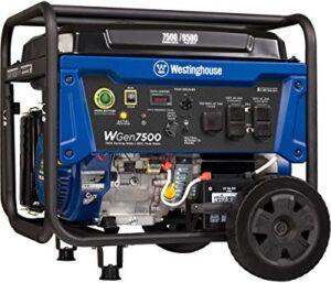 Westinghouse WGen7500 gas generator