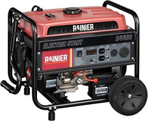 Rainier R4400 Carb Compliant Generator
