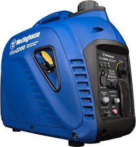 Westinghouse iGen2200 carb compliant generator