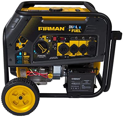 Firman lightweight power station with 10,000 watts output