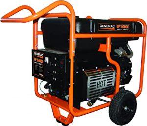 Generac 5734 portable generator