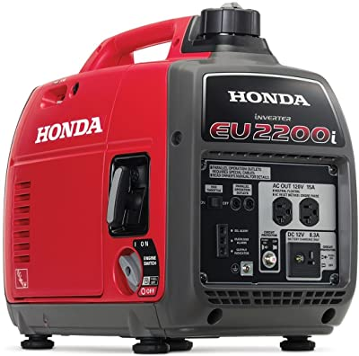 Honda portable power station with long runtime