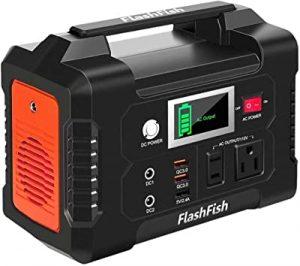 Flashfish 200W lightweight power station